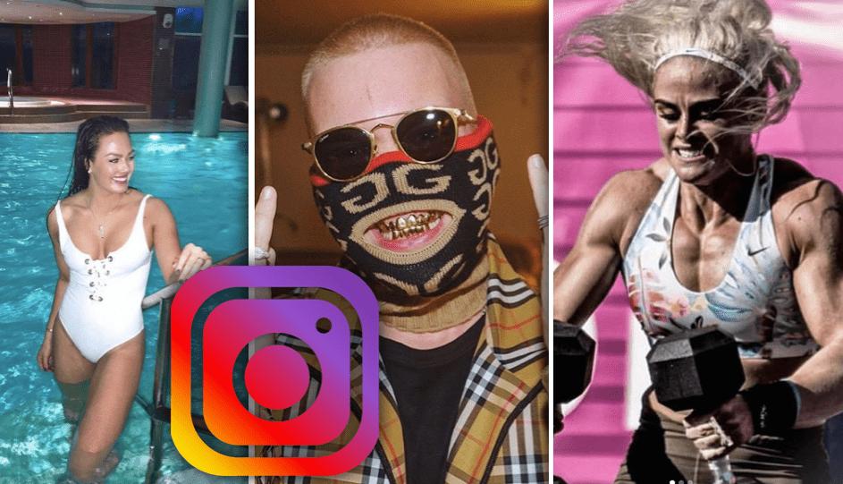 Þetta eru myndirnar sem slógu í gegn á Instagram um helgina