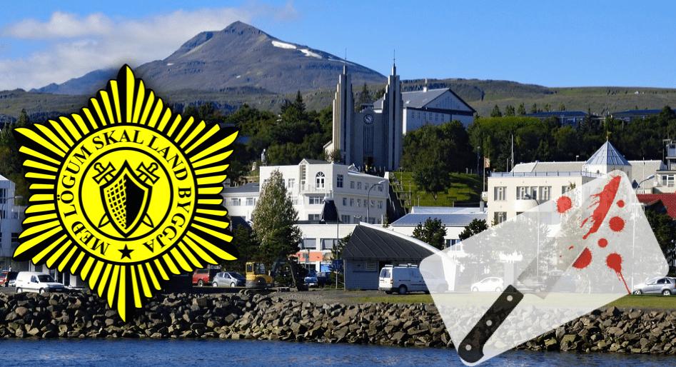 Dæmdur til sex ára fangelsisvistar fyrir tilraun til manndráps á Akureyri