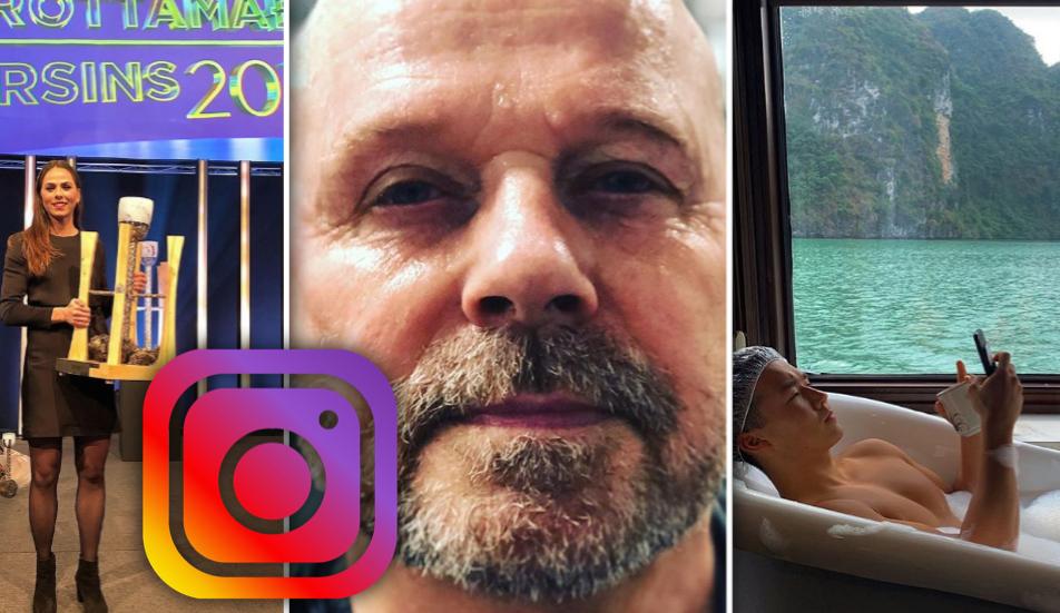"""Þetta eru myndirnar sem slógu í gegn á Instagram í vikunni: """"Stacy kyssti John á meðan að hún var ennþá að hitta Daniel"""""""