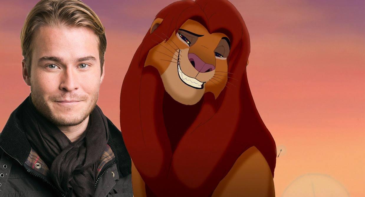 Disney endurgerir Lion King og Þorvaldur Davíð er tilbúinn ef umboðsmaðurinn gefur grænt ljós