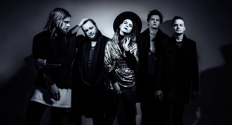 Of Monsters and Men á Iceland Airwaves