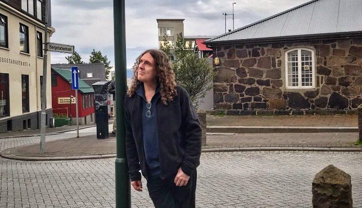 """Weird Al Yankovic á Íslandi: """"Ætla að breyta nafninu í Weird Al Reykjavík"""""""