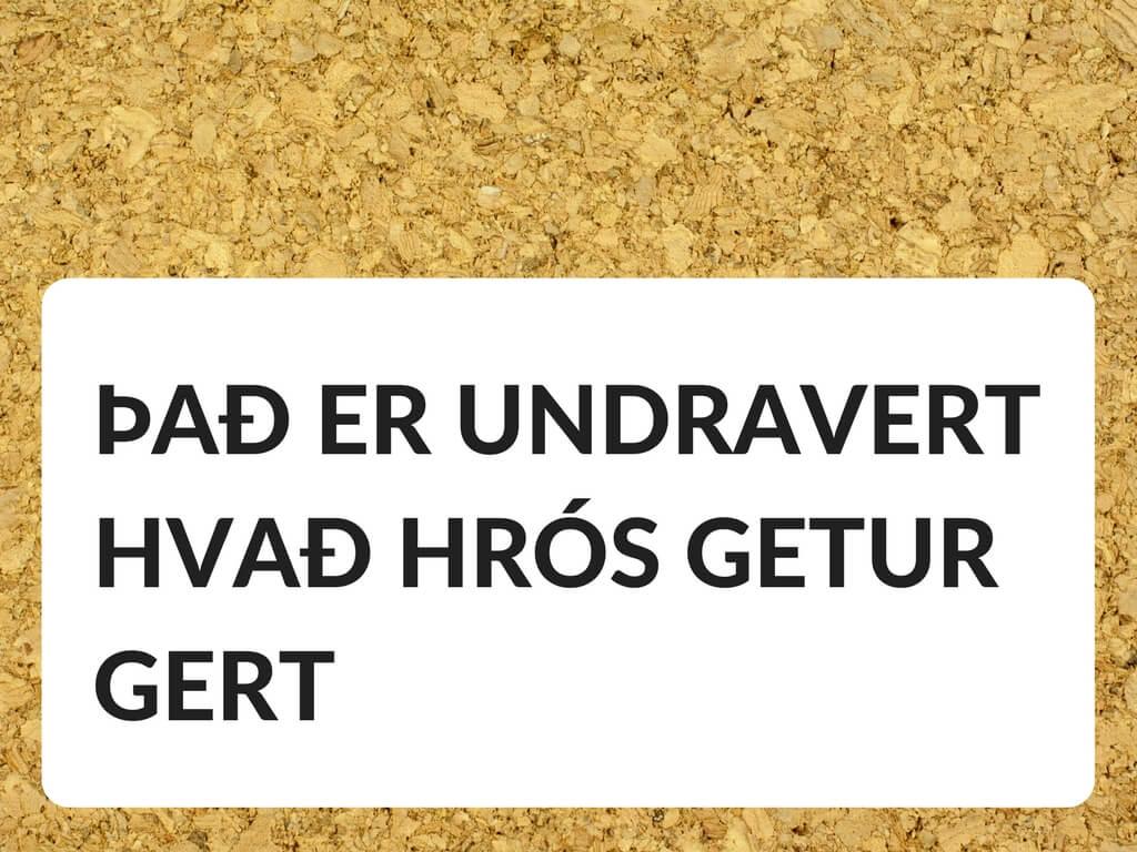 """""""Þú ert algjör snillingur!"""" 22 hrósyrði fyrir foreldra í leit að fjölbreytni"""