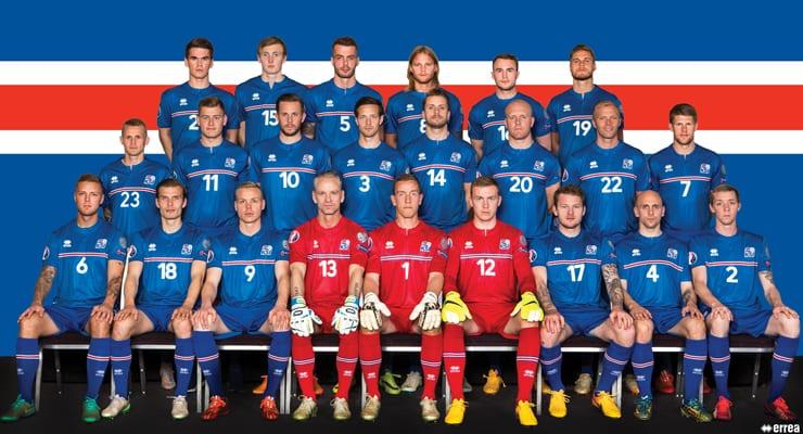 Hlustaðu á nýtt stuðningsmannalag fyrir íslenska landsliðið í fótbolta: Ísland alla leið