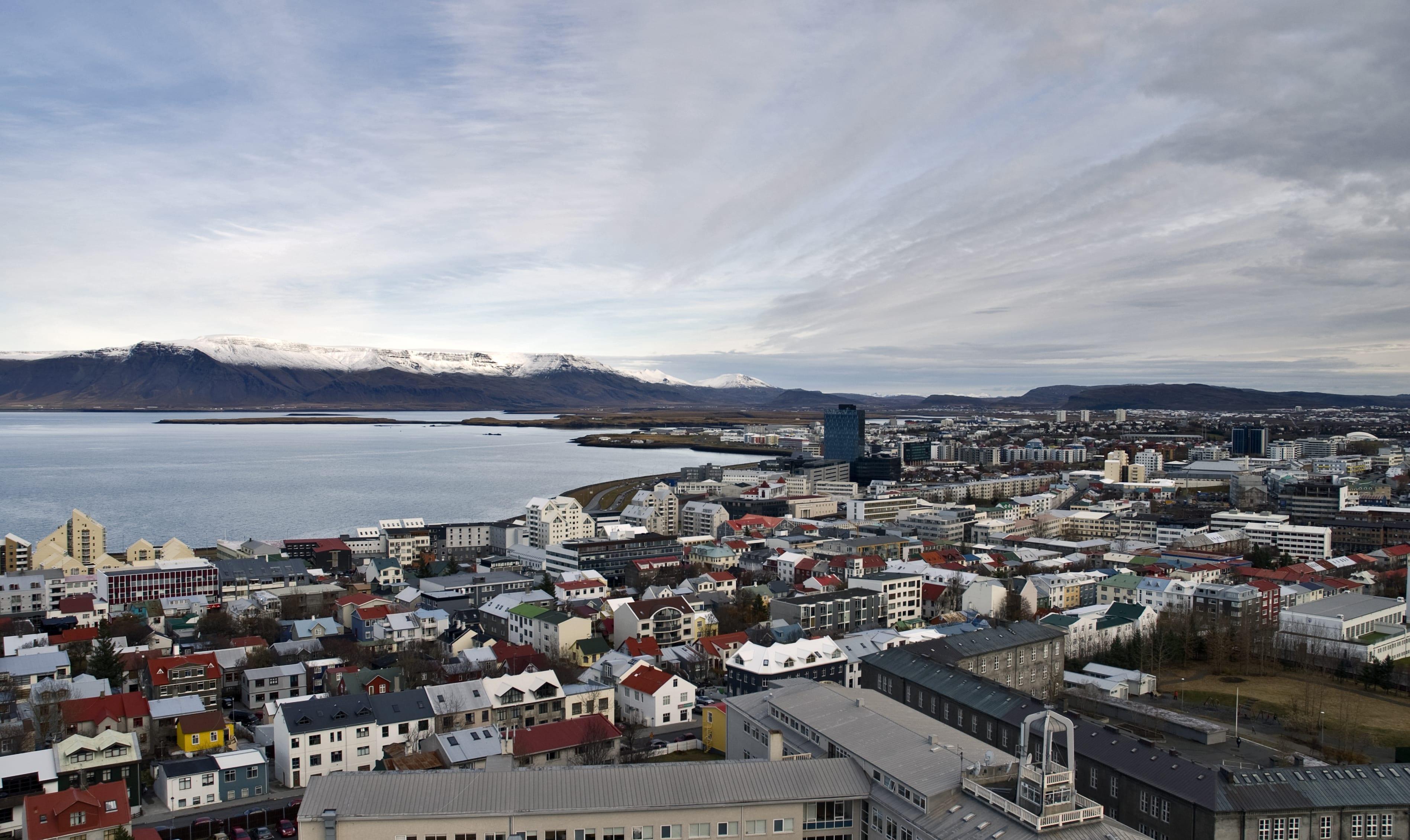 Snarpur jarðskjálfti fannst á höfuðborgarsvæðinu