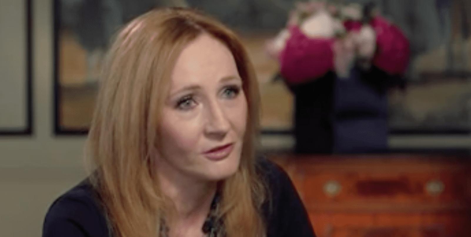 J.K. Rowling á óútgefið handrit að ævintýri og ætlar kannski ekki að gefa það út