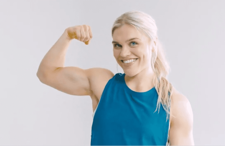 Katrín Tanja á meðal íþróttafólks í Body Issue ESPN