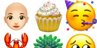 70 nýjir emoji-ar væntanlegir: Sköllóttur
