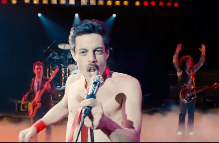 Sjáðu geggjaða stiklu fyrir myndina um Freddie Mercury og Queen