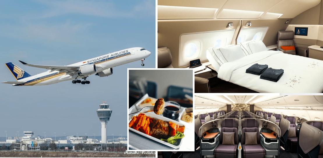 Singapore Airlines er besta flugfélag í heimi
