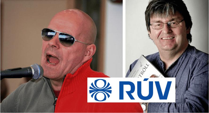 Bubbi og RÚV dæmd til að greiða Steinari Berg miskabætur í meiðyrðamáli