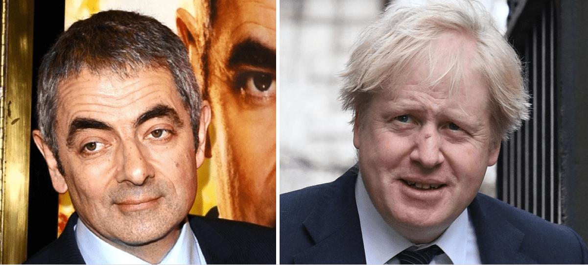 Herra Bean styður Boris Johnson og ummæli hans um búrkur