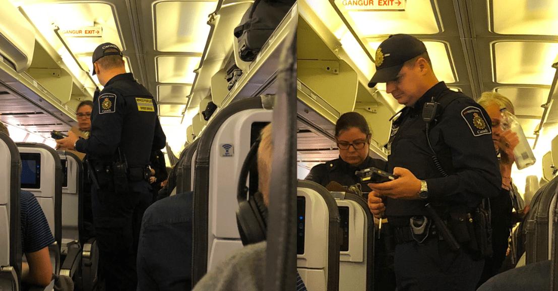 """Flugvél Icelandair lenti í Kanada vegna sprungu á framrúðu: """"Flugmennirnir voru frábærir"""""""