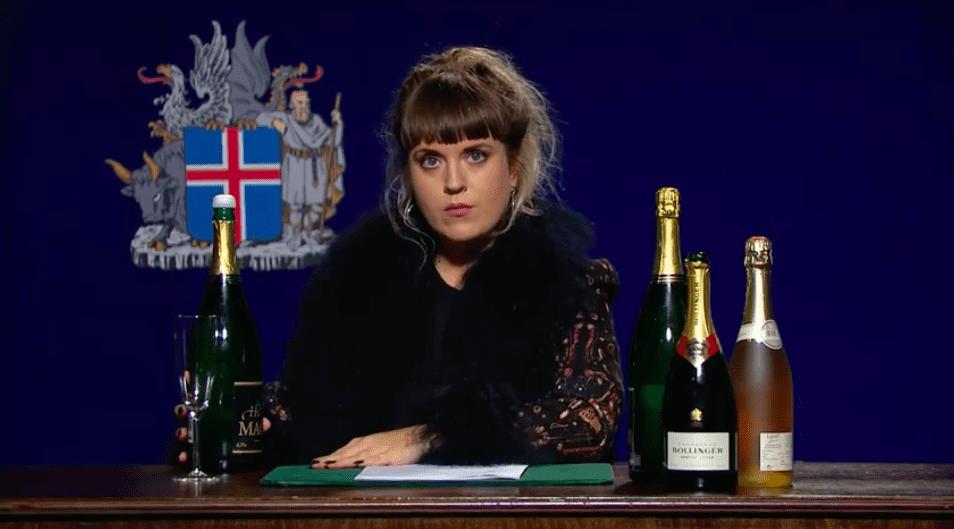 """Fullveldis Festival sló í gegn á RÚV: """"Sérstaklega gaman að sjá lúkkið á þekktum andlitum í 80's og 90's"""""""