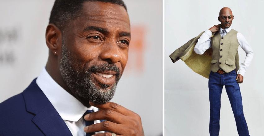 """Ný dúkka sem á að líkjast Idris Elba ruglar fólk í ríminu: """"Einhver verður rekinn"""""""