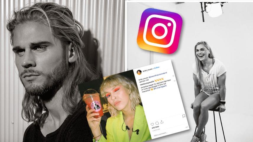 Þetta eru myndirnar sem slógu í gegn á Instagram í vikunni