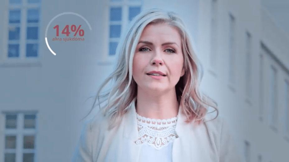 Helga Arnardóttir sér um nýja heimildarþætti í Sjónvarpi Símans
