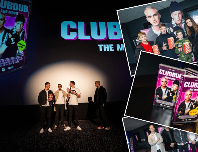 Góð stemning á frumsýningu ClubDub The Movie – Sjáðu myndirnar