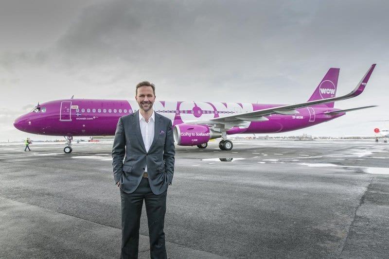 """Ekkert internet í flugvélum WOW Air sparar bensínkostnað: """"Dýr og þungur búnaður"""""""