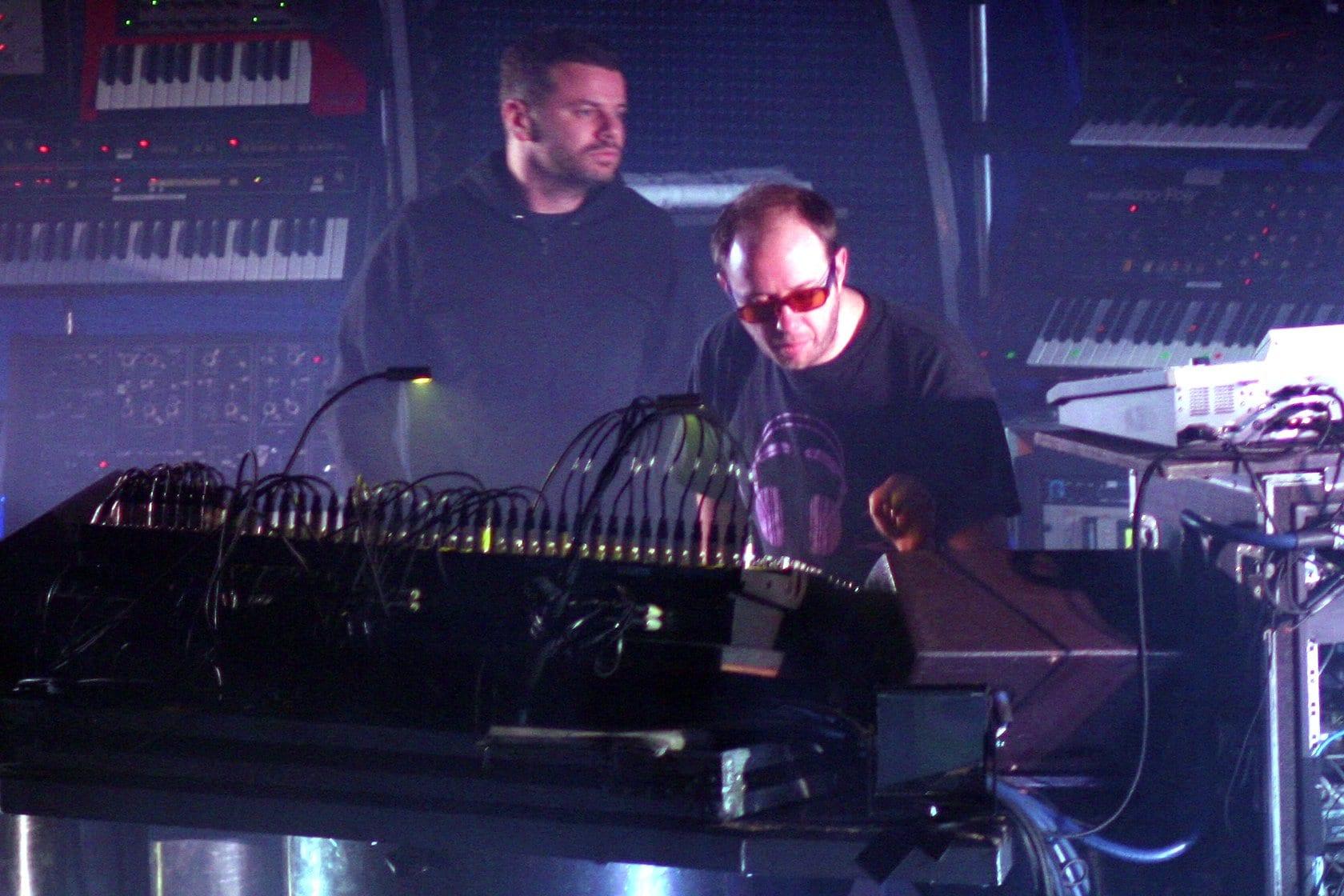 The Chemical Brothers með tónleika á Íslandi