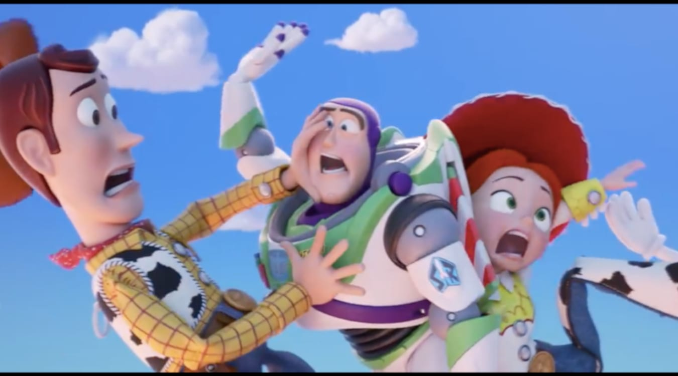 Halló nostalgía! - Nýtt sýnishorn úr Toy Story 4