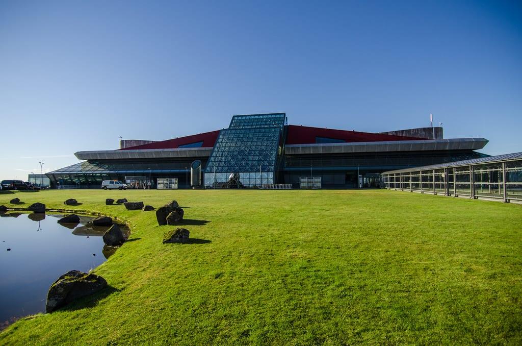 Byggja Marriot flugvallarhótel við Keflavíkurflugvöll