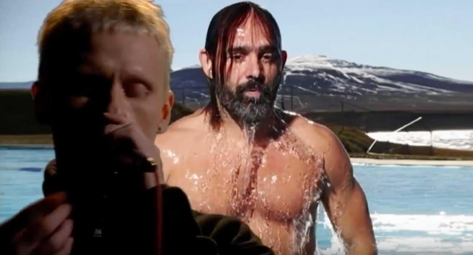 """Balti """"söng með"""" í laginu Baltasar Kormákur með Sturla Atlas hjá Gísla Marteini"""
