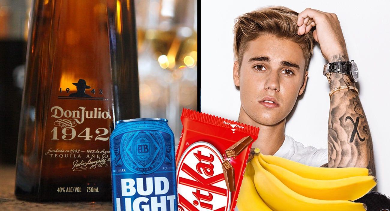 Justin Bieber með fjölbreyttar kröfur