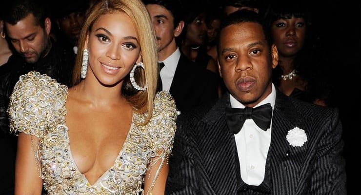 Jay-Z og Beyoncé á leiðinni til landsins