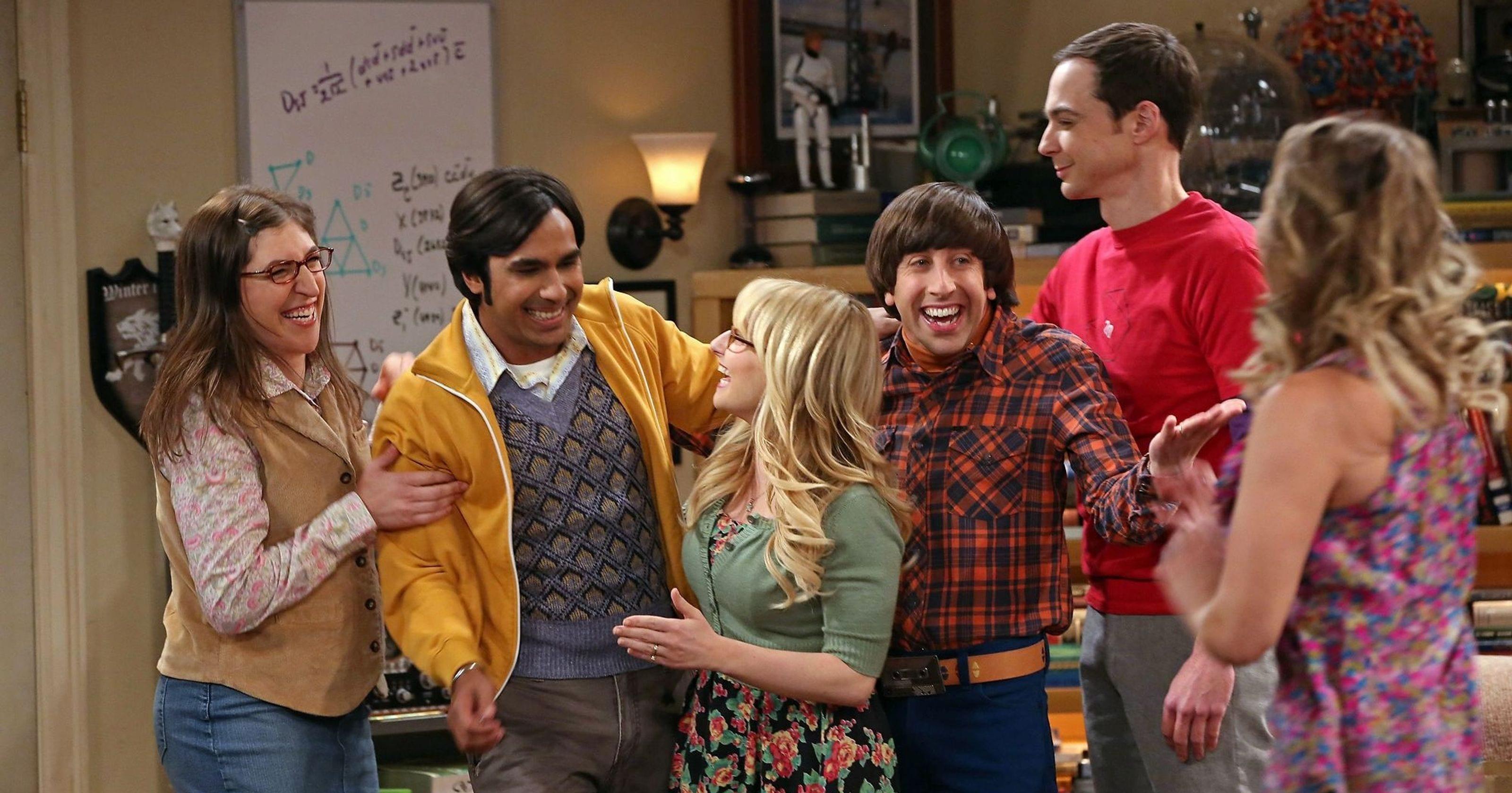 The Big Bang Theory endar á næsta ári