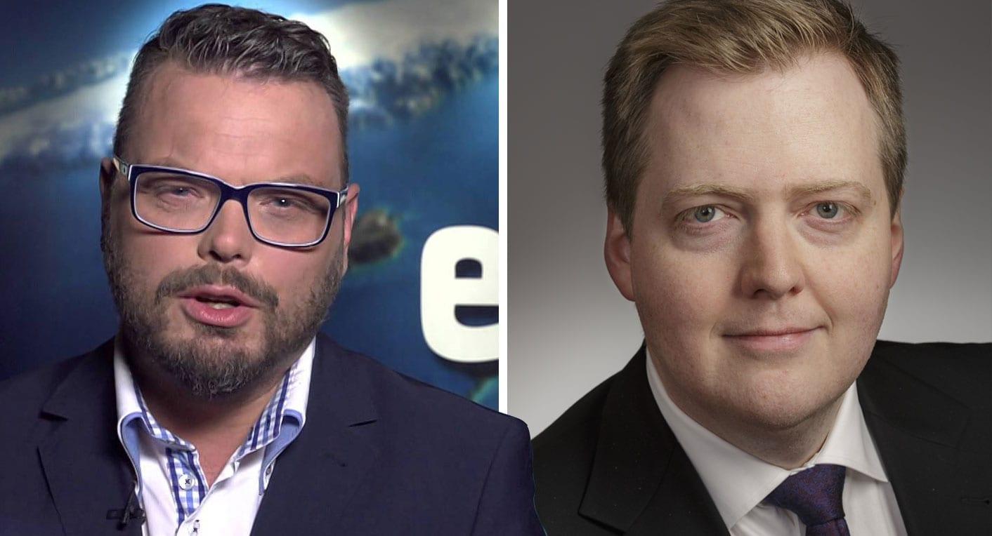 Björn Ingi gengur til liðs við nýjan stjórnmálaflokk Sigmundar Davíðs