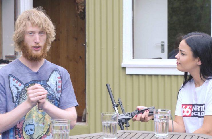 Brynjúlfur er þjónn lífsins og meistari orkunnar