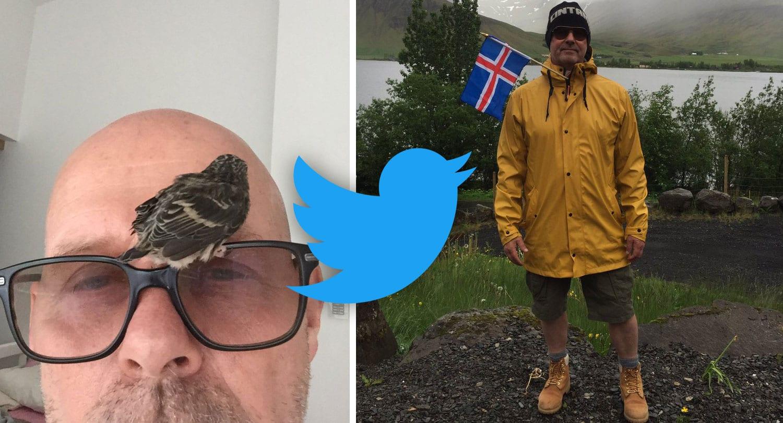 """Ellefu bestu tíst Bubba á Twitter: """"Á ferli mínum hafa konur gripið í klof mitt og rassinn sagt ég ætla ríða þér"""""""