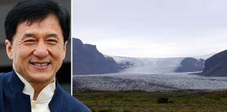 Jackie Chan á leiðinni til landsins