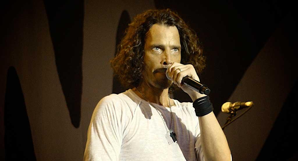 Eiginkona Chris Cornell sendir frá sér yfirlýsingu