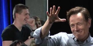 Breaking Bad-stjarnan Bryan Cranston á Íslandi: Tannburstaði sig óvart með fótaáburði