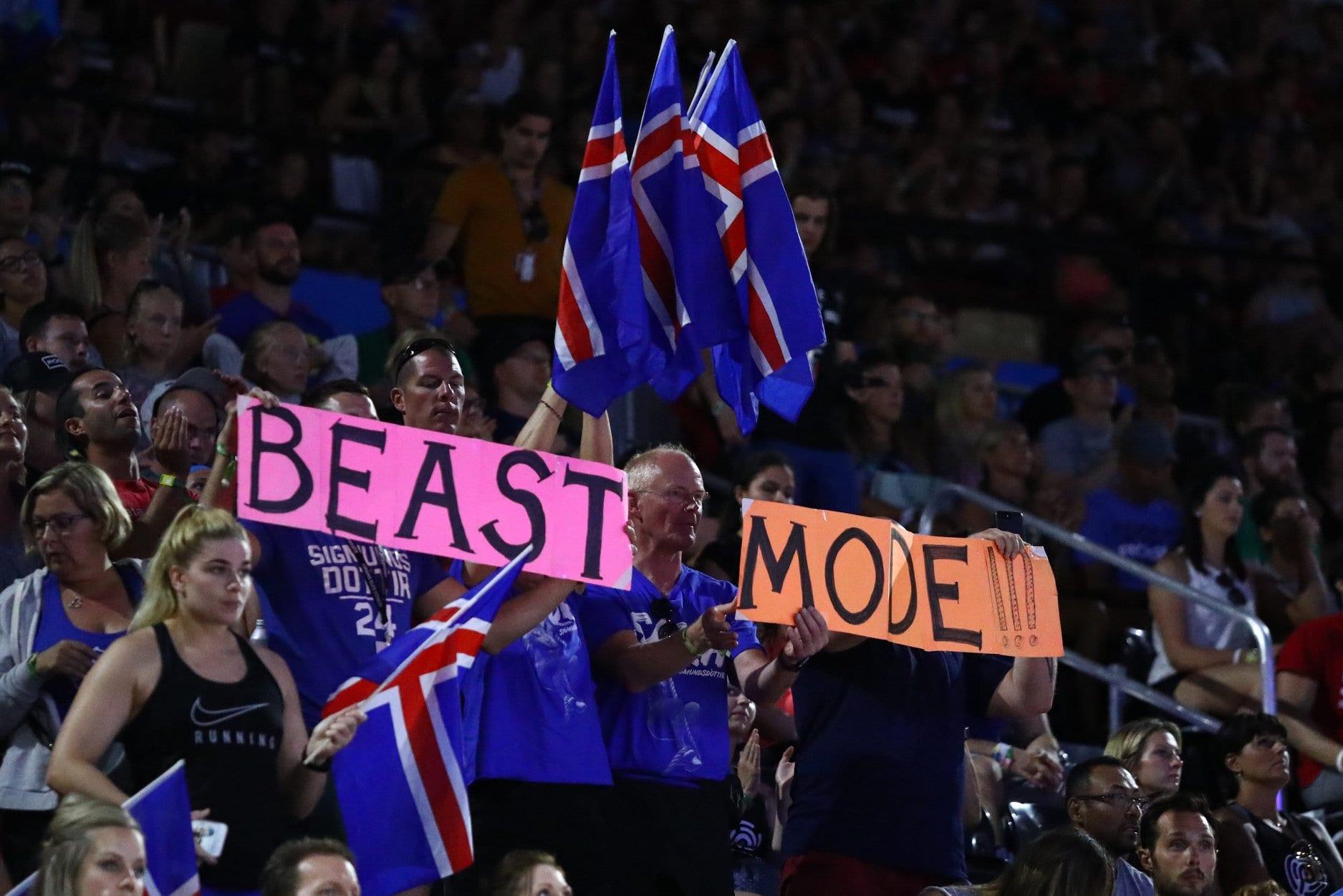 Íslensku keppendurnir í ágætri stöðu fyrir síðasta dag heimsleika CrossFit