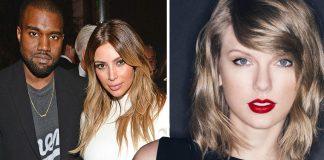 Örskýring: Af hverju eru Kanye og Taylor Swift að rífast og hvar kemur Kim Kardashian inn í málið?