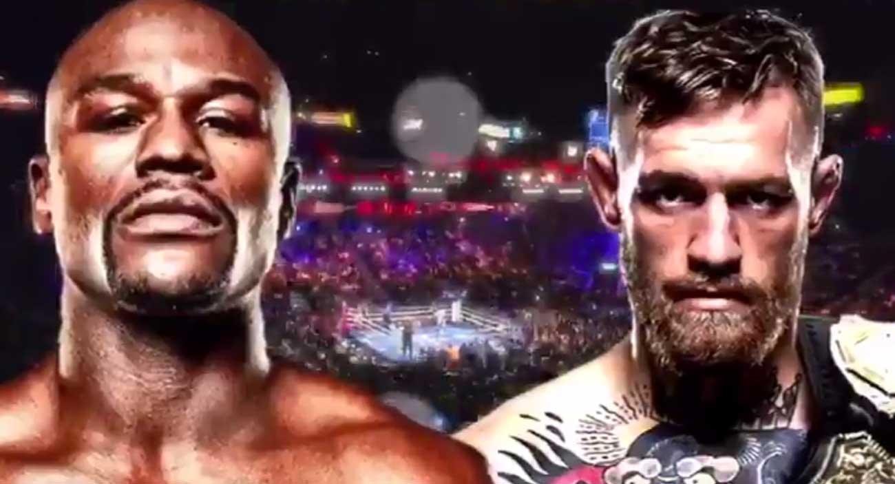 Ekkert verður af MMA-bardaga milli Conor McGregor og Floyd Mayweather