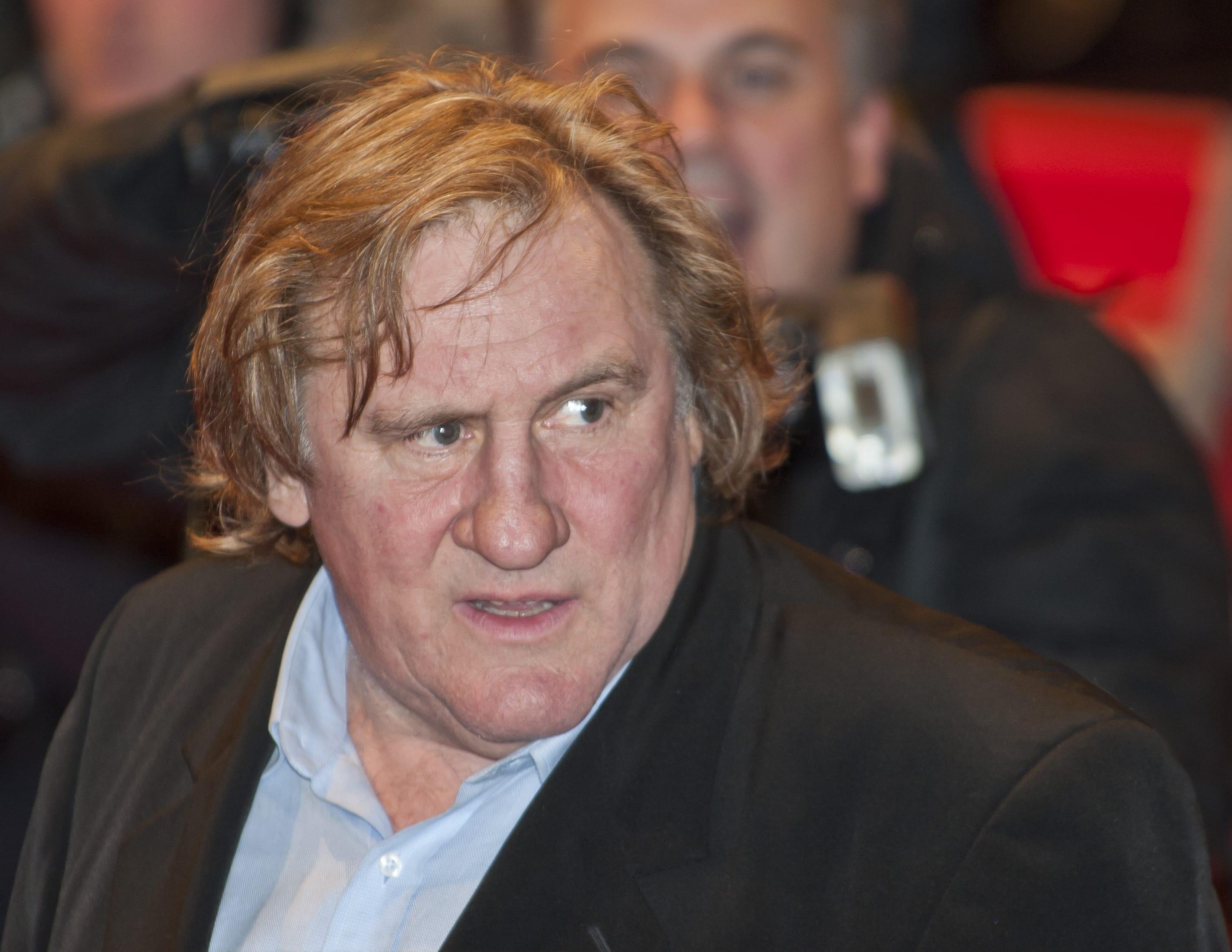 Franski leikarinn Gérard Depardieu sakaður um nauðgun