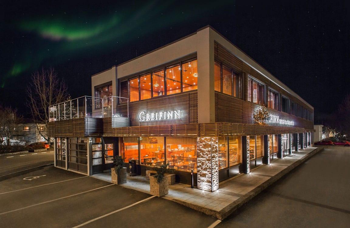 FoodCo selur veitingastaðinn Greifann á Akureyri