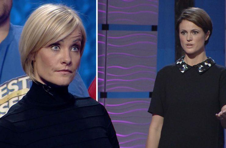 Inga Lind og Gurrý rifust í vigtuninni í Biggest Loser