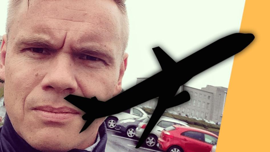 """Hjörtur Hjartar flytur úr landi: """"Margra mun ég sakna - annað er gott að skilja eftir heima"""""""
