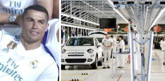 Starfsmenn bílaframleiðanda á Ítalíu fara í verkfall vegna kaupa Juventus á Cristiano Ronaldo