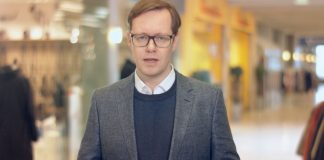 Hrannar Pétursson hættur við að bjóða sig fram til forseta
