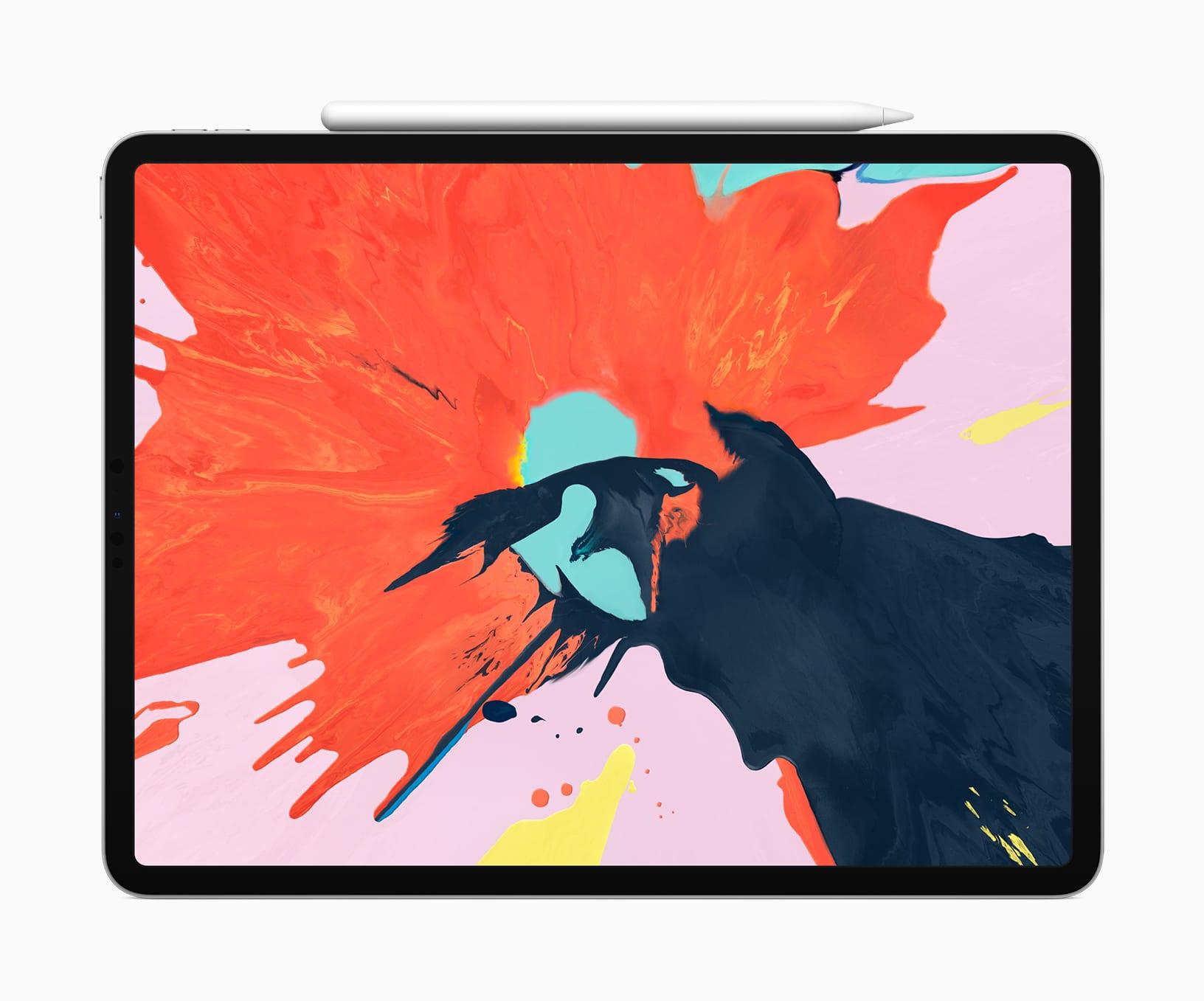 Ekkert nema skjár! - Apple kynnir nýjan iPad