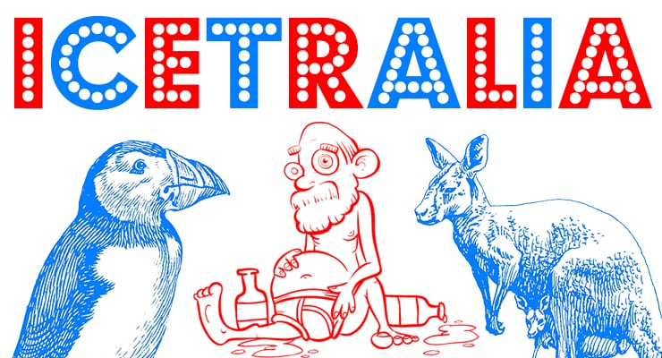 The Old Man at the Afterparty - Live from Húrra