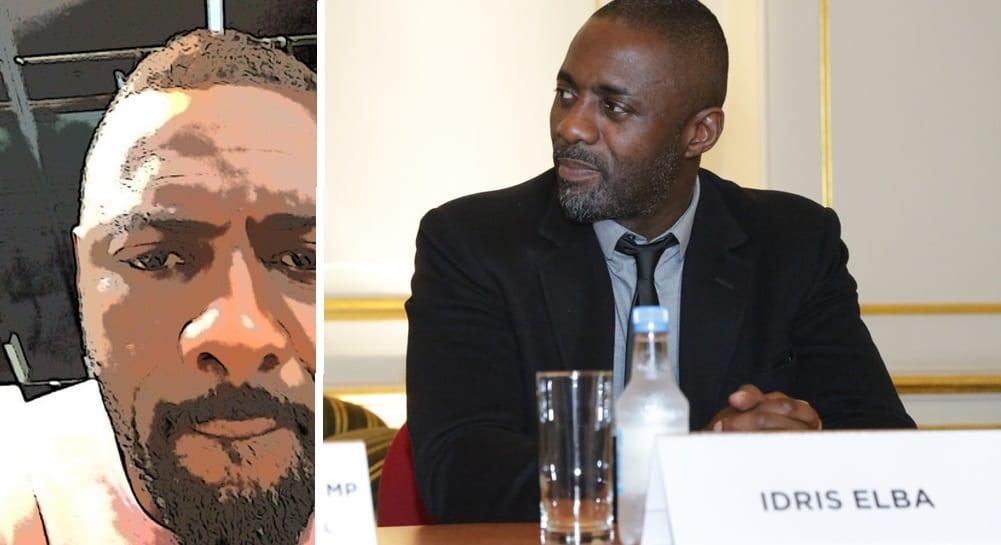 Idris Elba segir að hann muni ekki taka við af Daniel Craig í hlutverki James Bond