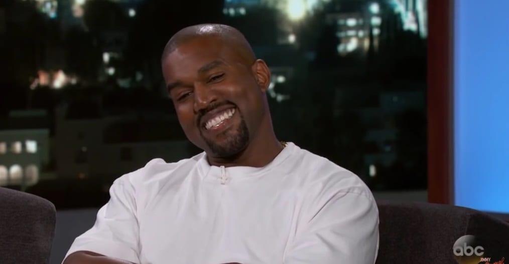 """Kanye West tjáir sig um viðtalið hjá Kimmel: """"Þið eruð Jedi-riddarar"""""""