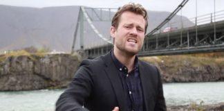 Veðurguðirnir leika Ingó grátt: Fastur á hóteli í Ástralíu í 40 klukkutíma eftir að fellibylurinn Debbie gekk yfir